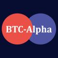 BTC Alpha logo