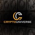 CryptoUniverse logo