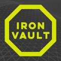 IronVault logo