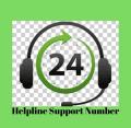 HelpLine Support logo