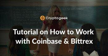 Coinbase에서 Bittrex로, Bittrex에서 Coinbase로 전송하는 방법은 무엇입니까?