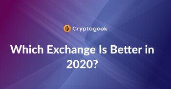 Coinbase vs Kraken vs Gemini-2020 년 중 어느 것이 더 낫습니까?
