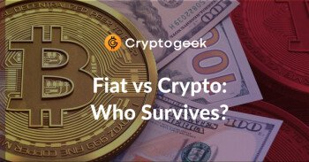 Will Cryptocurrencies Replace Fiat Money? Not the Perennial Question Anymore