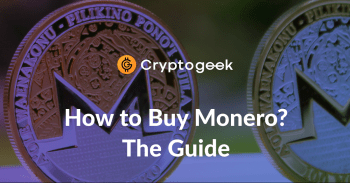 How To Buy Monero In 2021 - The Ultimate Guide By Cryptogeek