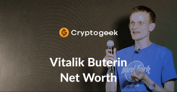 Vitalik Buterin净值2021-加密神童有多丰富?