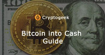 Converting Bitcoin into Cash: A Beginner's Guide