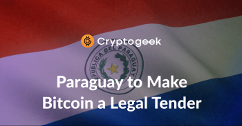 Bitcoin Will Become a Legal Tender in Paraguay in July