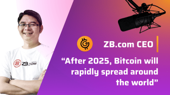 """""""After 2025, Bitcoin will rapidly spread around the world"""" An interview with ZB.com CEO Omar Chen"""