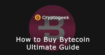 How to Buy Bytecoin (BCN) - Ultimate Guide by Cryptogeek