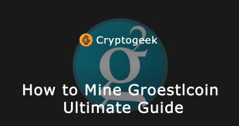 How to Mine Groestlcoin - Ultimate Guide 2021 by Cryptogeek