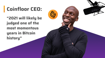 Interview with Obi Nwosu, CEO and co-founder of Coinfloor