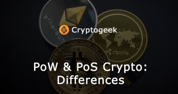 What's the Difference Between Proof of Work and Proof of Stake Cryptocurrencies?