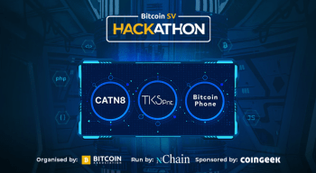 Three BSV Hackathon Finalists to Present Final Projects at Next CoinGeek Conference