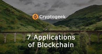 7 Applications of Blockchain