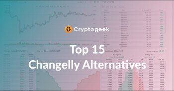 Top 15 Changelly Alternatives for 2021 / by Cryptogeek