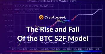 La Montée et la Chute du modèle Bitcoin Stock-to-Flow