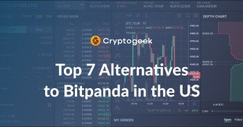 أعلى 7 بدائل BitPanda المتاحة في الولايات المتحدة الأمريكية / بواسطة Cryptogeek