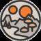 Decentraland (MANA) logo