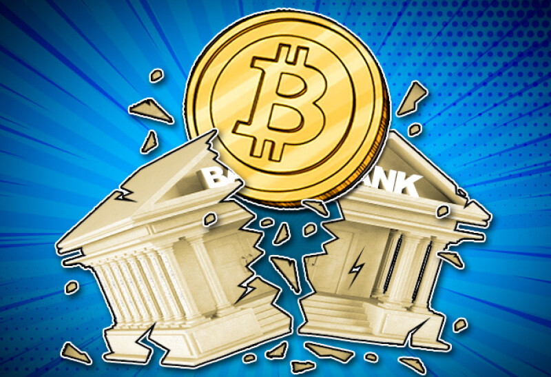 From rages to riches: Will Bitcoin destroy banks in 10 years?
