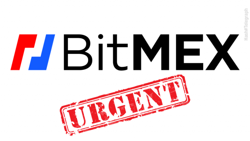The largest BitMEX cryptocurrency exchange has leaked user data