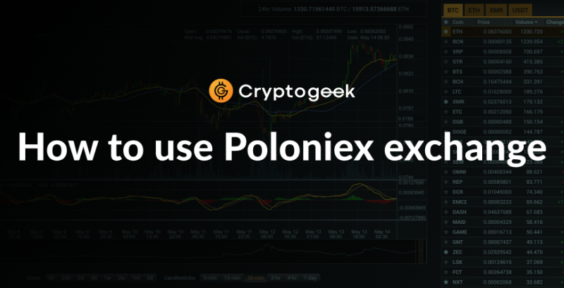 How To Use Poloniex Exchange - The Ultimate User Guide