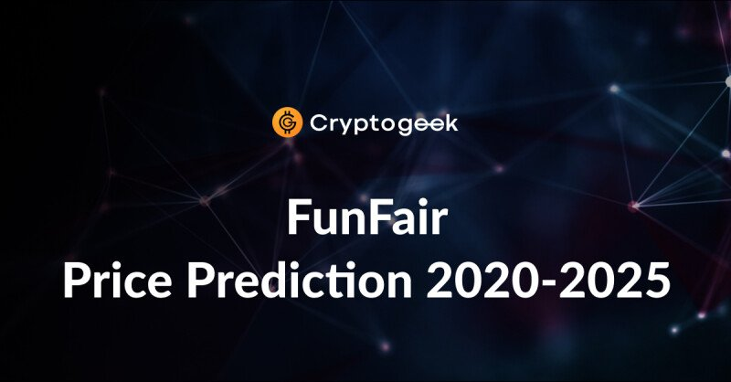 FunFair Price Prediction 2020-2025