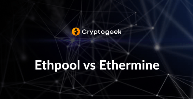 Compare Ethpool vs Ethermine - Which Pool Is Better?