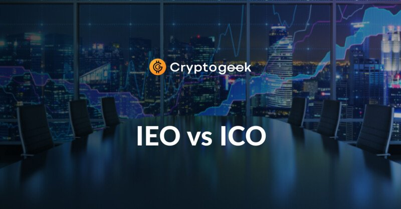 IEO vs ICO: (dis)advantages