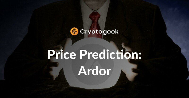Ardor Price Prediction 2020 - 2025