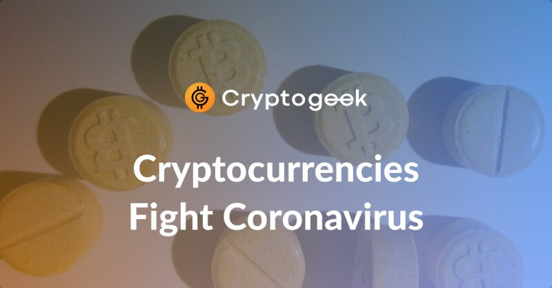 Cryptocurrencies vs Coronavirus - Who Is Winning?
