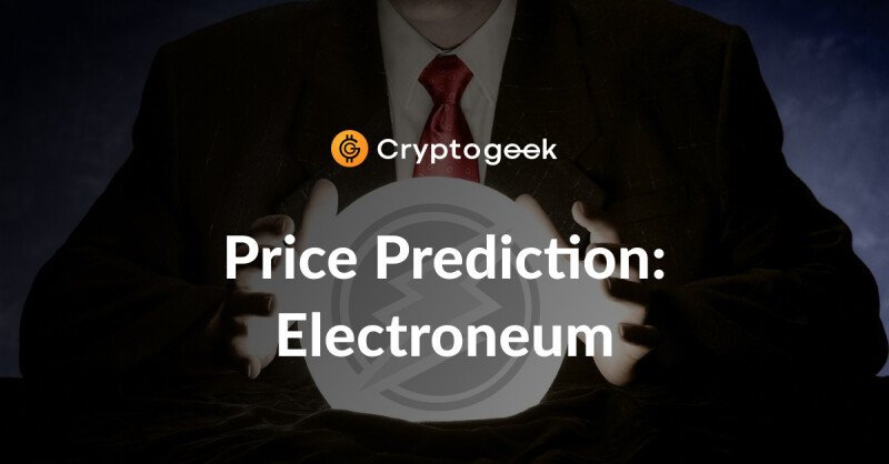 Electroneum Price Prediction 2021-2025-Dovresti comprarlo?