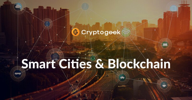 Blockchain and the Future of Urbanism