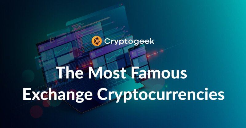 Top-5 exchange cryptocurrency