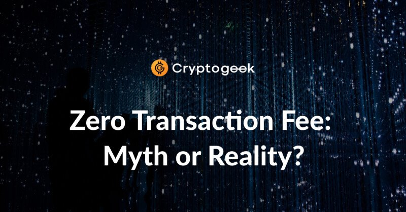 Transactions Without Fees: Is This Real?