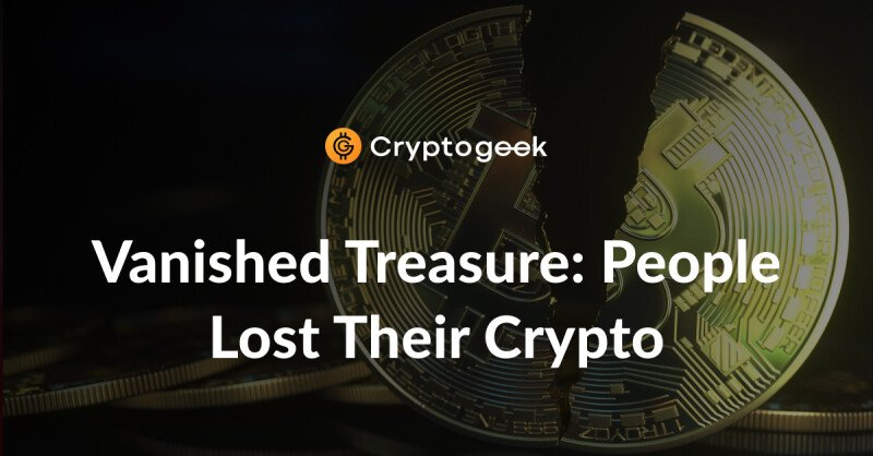 Top 5 Mind-Blowing Stories of People Who Lost Access to Their Fat BTC Wallets