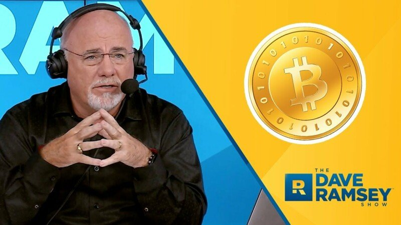 Dave Ramsey on Bitcoin - Sell or Hold? Expert opinion