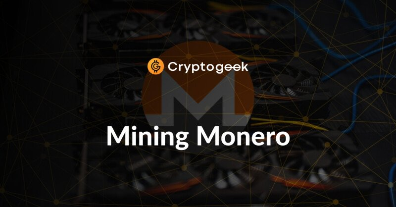 Wie man Monero Abbaut-Ultimate Guide 2021 von Cryptogeek