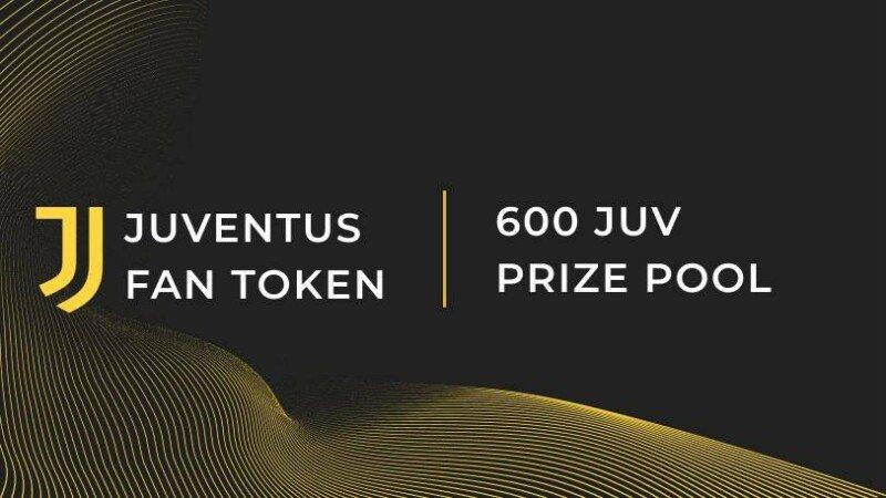 Примите участие в торговом конкурсе Juventus Fan Token (JUV)!