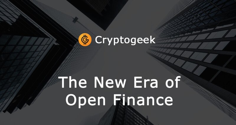 The Role of Digital Currencies in The New Era of Open Finance: How Can Crypto Play Its Part?