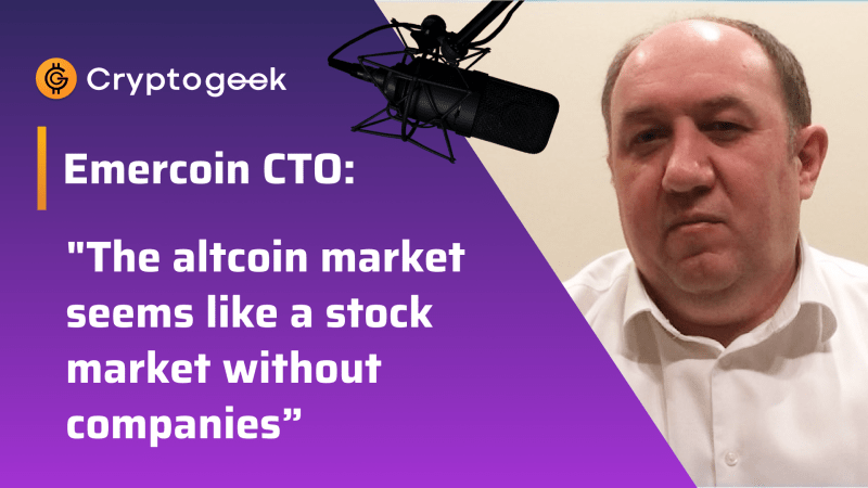 """""""The altcoin market seems like a stock market without companies"""" An interview with Emercoin CTO"""