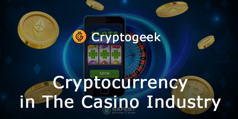Cryptocurrency Revolutionizing the Online Casino Industry