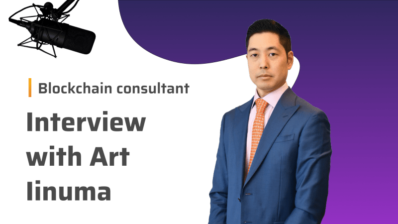 What is happening with the crypto market: An Interview with Arthur Iinuma, blockchain consultant