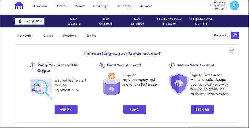 taxa de depozit kraken bitcoin)